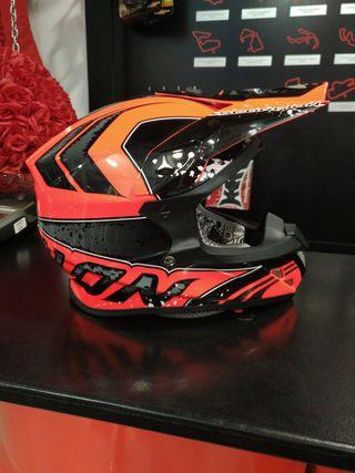 casco de moto Cross scorpion vx20
