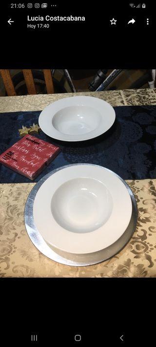 platos para pasta
