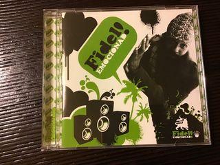 FIDEL CD EMOCIONADO
