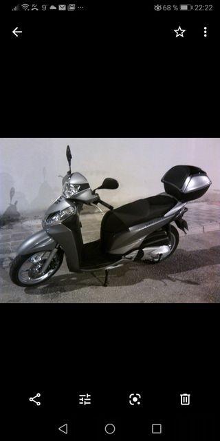 vendo moto HONDA SH300