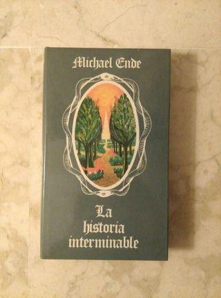 """Novela """"La historia interminable"""""""