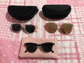 Gafas de sol + funda