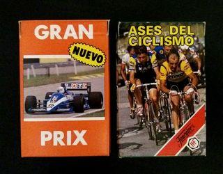 2 barajas y Gran Prix Ases del ciclismo