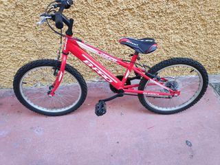 Bici niño de 6 a 9 años