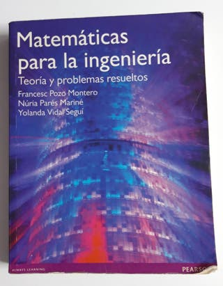 Matemáticas para la Ingenieria