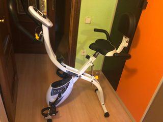 Bicicleta estática plegable BH Tecnovita