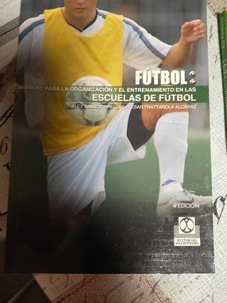 libros de fútbol