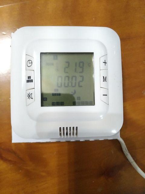 Termostato programable semanal