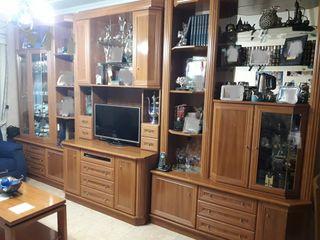 Composición mueble salón.