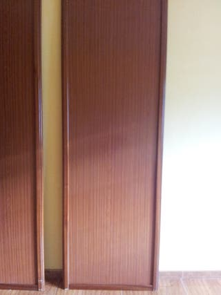 2 puertas armario empotrado sapelly