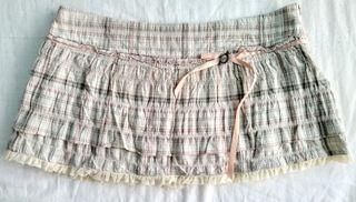 Minifalda Lolita en tonos pastel
