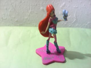Winx club figura de bloom