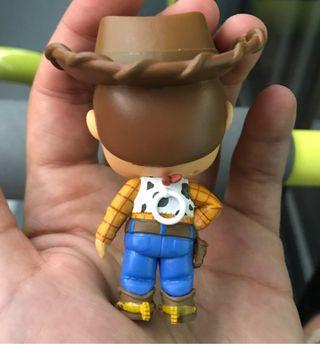 ¡OFERTA! Funko Mini Mystery - Woody (Toy Story 4)