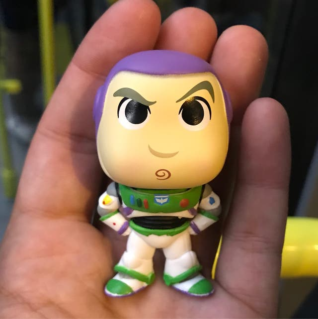¡OFERTA! Funko Mini Mystery - Buzz Lightyear