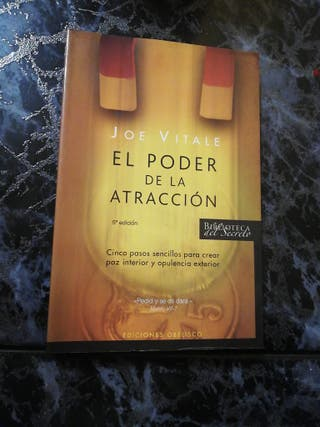 JOE VITALE. El poder de la atracción.