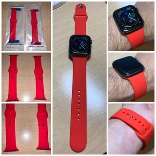 Correas Apple Watch 1/2/3/4/5 A ESTRENAR!!