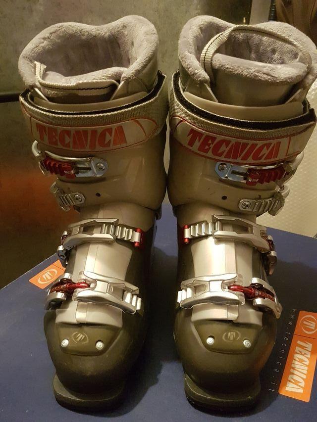 Botas de Esquí Técnica talla 40