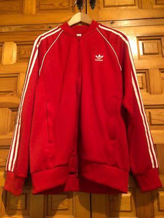 Chaqueta chándal Adidas Talla L. Original