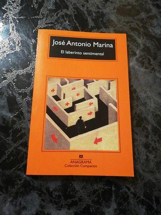 El laberinto sentimental. José Antonio Marina.