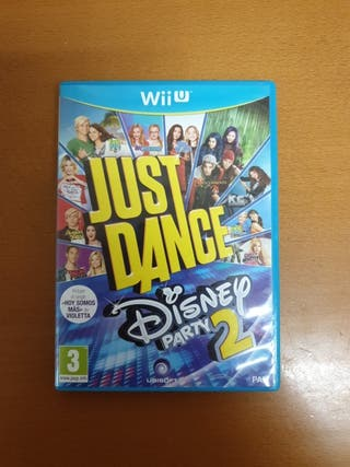 Just dance party 2 Wii U
