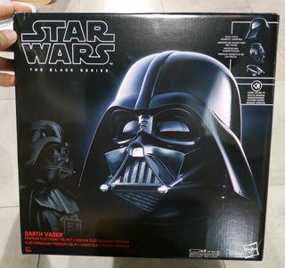 Casco Darth Vader - Star Wars. NUEVO A Estrenar