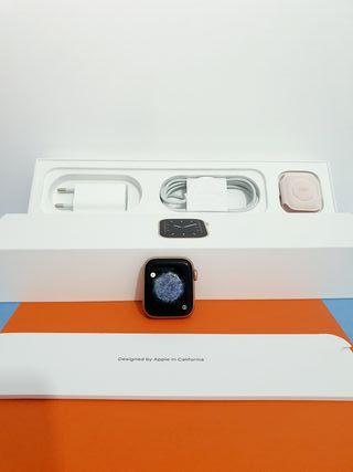 Apple watch series 5 40mm aluminium Oro Rosa