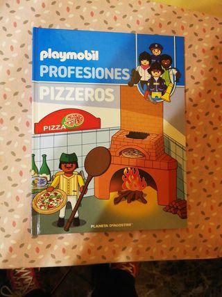 PLAYMOBIL. Pizzeros