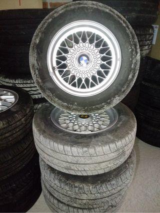 """Llantas BBS BMW 15x7"""""""
