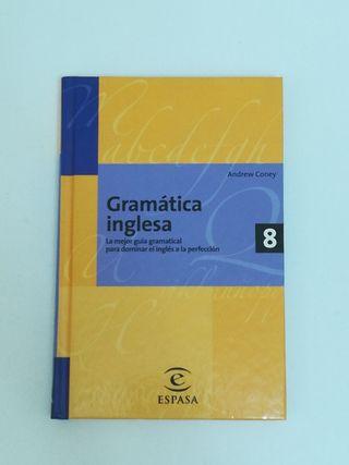 Libro de Gramática Inglesa