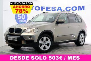 BMW X5 E70 3.0 si 272cv 4x4 7 Plazas 5p