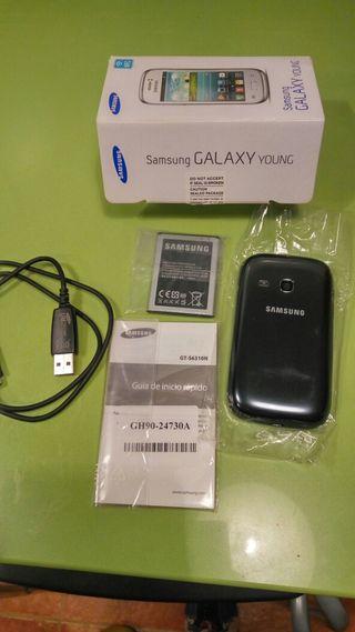 Samsung Galaxy Young sin estrenar