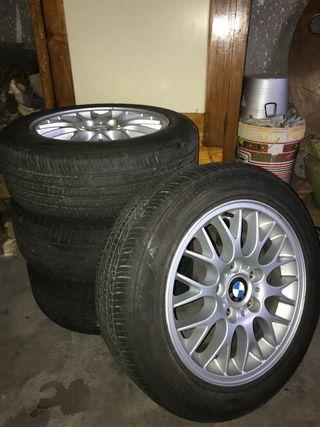 Llantas BMW tipo BBS