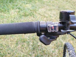Bicicleta Rockrider junior.