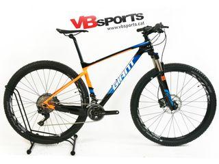 Bici carbono Giant XTC Advanced 29ER 2 LTD