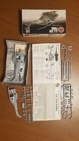Airfix Serie 3 S.A. 330 PUMA