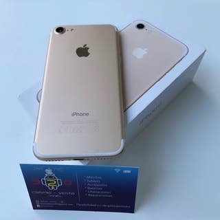 IPHONE 7 128GB ORO ORIGINAL FACTURA GARANTÍA