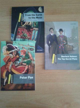 Libros de lectura Inglés.