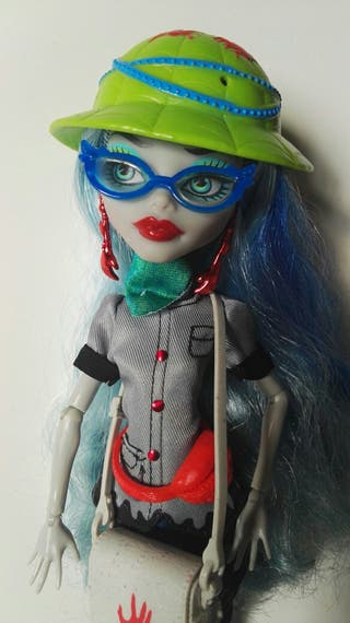 GHOULIA EXCLUSIVA SDCC MONSTER HIGH