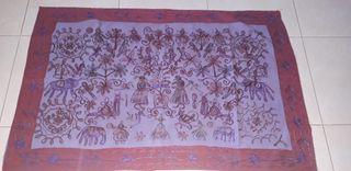 tapiz hecho a mano