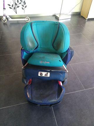 silla coche niño 9-18 kg