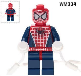 Spiderman Classic Marvel Minifigures Lego Comp