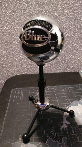 Micrófono USB Yeti Snowball
