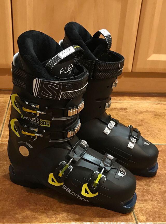 Botas esqui alpino