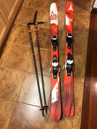 Esquis alpino