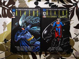 PACK DC COMICS/DARK HORSE COMICS: ALIENS+SEGUNDO