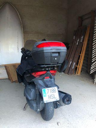 Maleta / Bahul moto