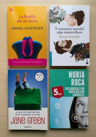 Lote novela femenina