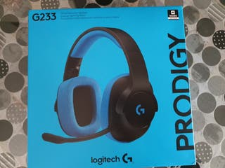 Auriculares Gaming Logitech G233 Prodigy