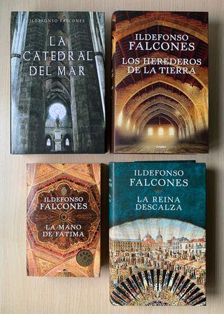 Lote Ildefonso Falcones