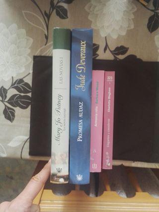 Lote novelas románticas
